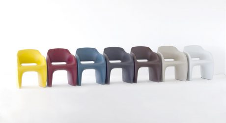 Lolly: A Soft and Cozy Outdoor Chair