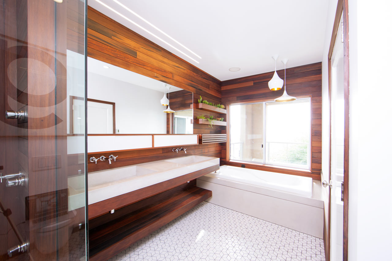 Bathroom Remodeling San Francisco a san francisco bathroom renovation - design milk