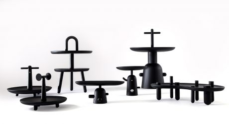 Réaction Poétique: Wooden Objects by Jaime Hayon for Cassina