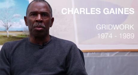 Charles Gaines: Gridwork