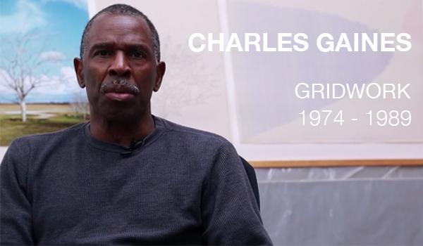 Charles Gaines: Gridwork - Design Milk
