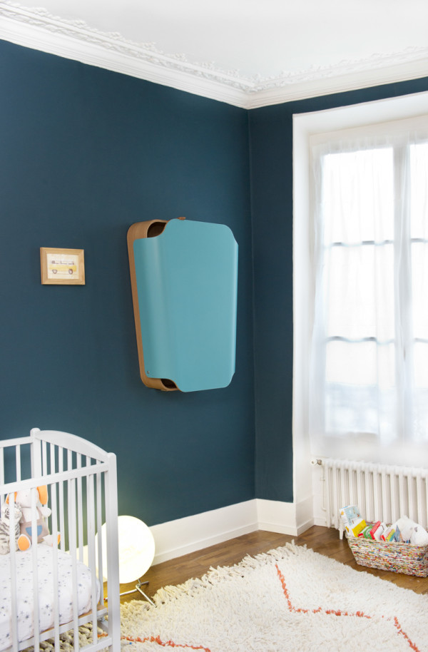 Modern baby furniture from charlie crane design milk for Nursery furniture for small spaces