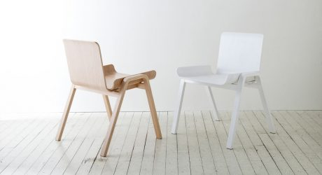 A Chair Designed to Minimize Waste
