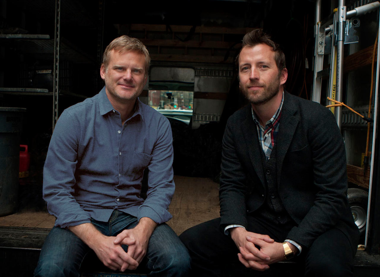 Friday Five with Colin Brice & Caleb Mulvena of Mapos