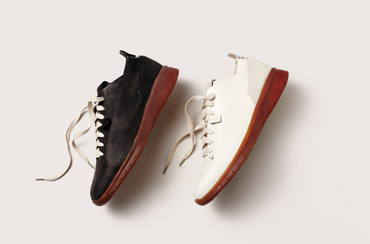 The FEIT Biotrainer is Back for SS15 in Semi Cordovan Leather