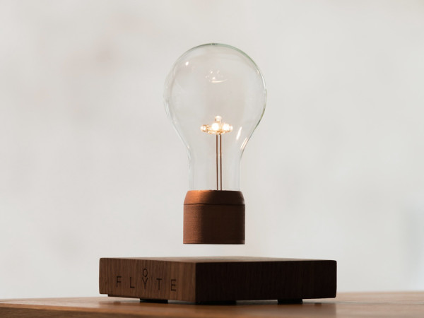 A Magnetic Personality: Flyte the Levitating Light