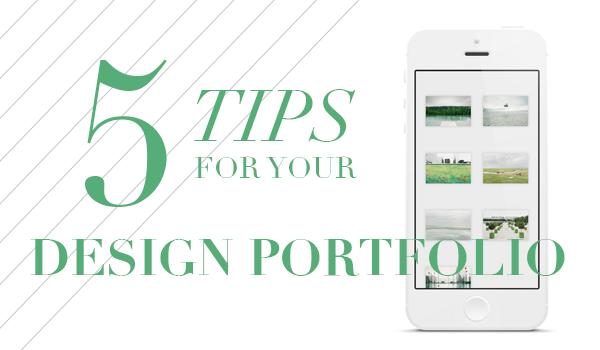 Design Your Portfolio Like a Boss