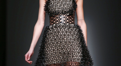 Terraforming Fashion by Iris van Herpen