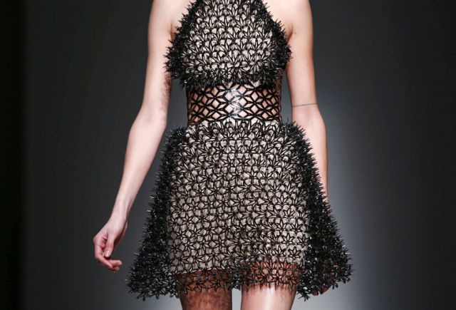 Terraforming Fashion by Iris van Herpen