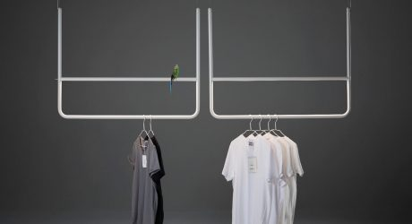 HANK: A Light, a Hanger, a Design Piece