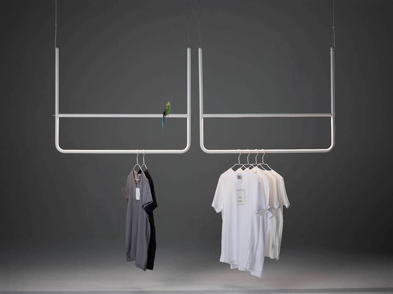 HANK: A Light, a Hanger, a Design Piece