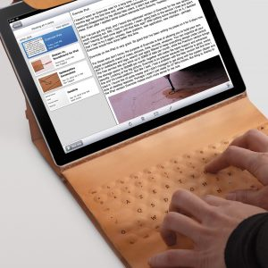 INKO the Hand Tattooed Capacitive iPad Cover