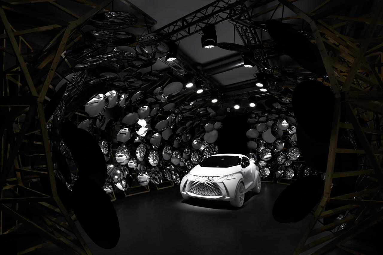 Lexus Design Award 2015: A Journey of the Senses