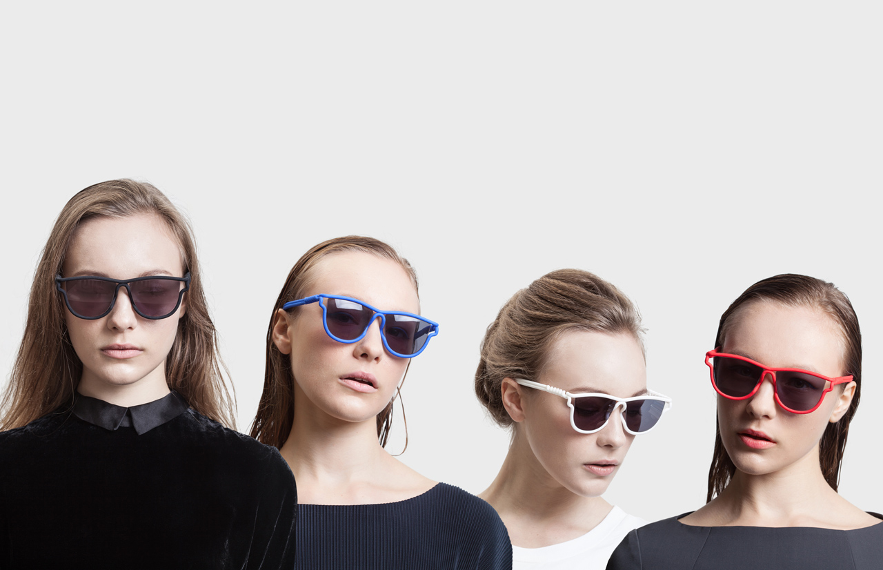 MONO-Eyewear-3D-Printed-to-fit-Your-Face-12 - Design Milk