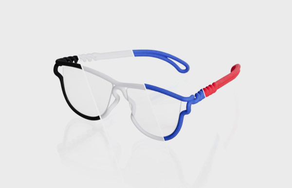 MONO: Glasses 3D Printed to Fit Your Face - Design Milk
