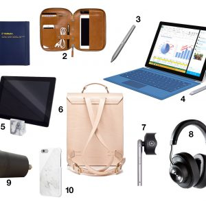 10 Tech Accessories With Mobility in Mind