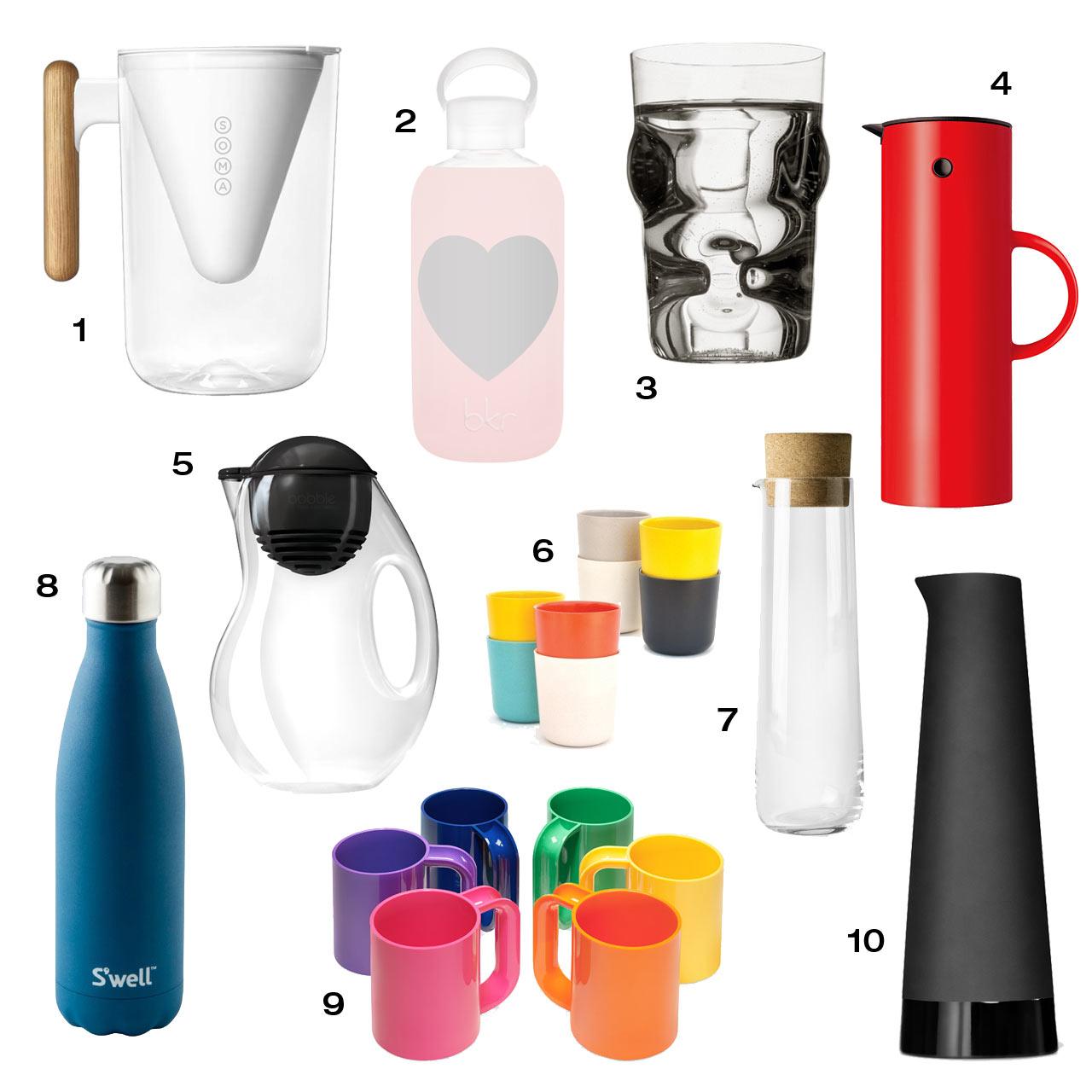 10 Modern Drinking Vessels