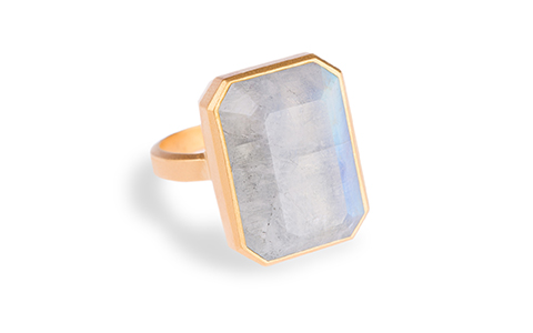 RINGLY-Rainbow Moonstone - LR
