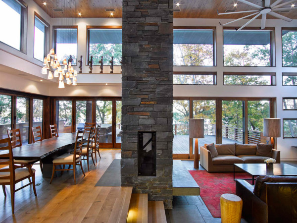 Excellent Weekend Home On The Hudson River Design Milk Largest Home Design Picture Inspirations Pitcheantrous