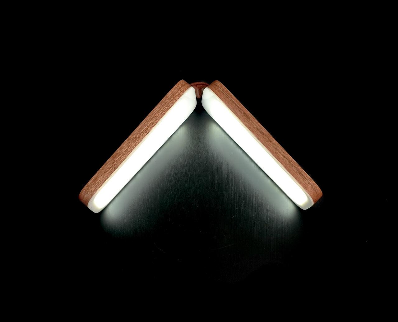 SIVU: A Foldable Table Lamp