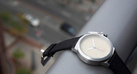 Robust Wooden Watches from Seaval Time