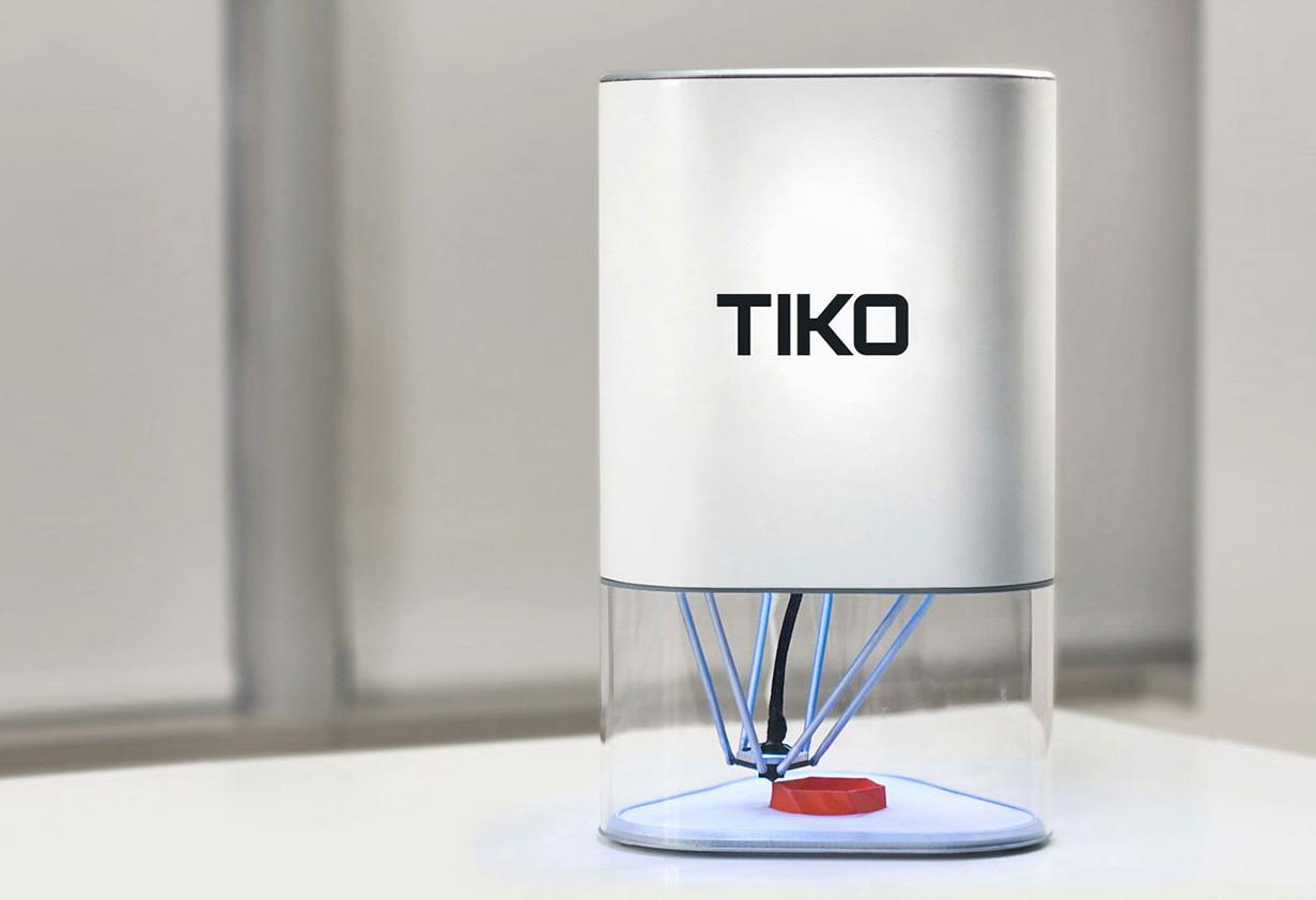 Tiko Could Be A 179 3d Printer For Everyone Design Milk
