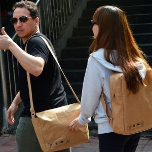 Urban Kraft Launches Super Strong Paper Bags & Accessories