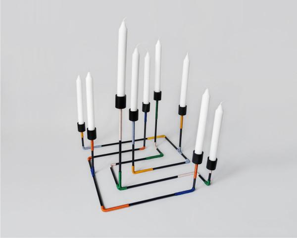Bougeoir Labyrinthe by Miriam Josi