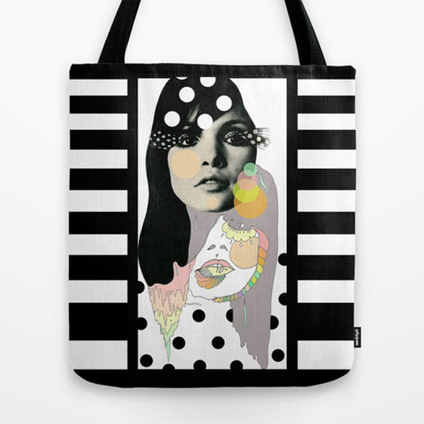 bw-lady-tote-bag