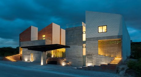 Casa DATRI & DASA: A Two-Home Complex in Mexico