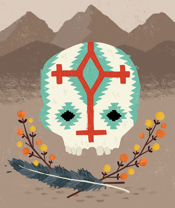desert-skull-art