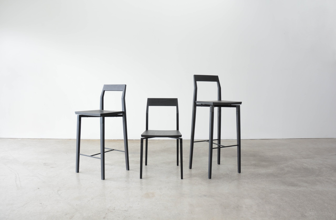 hollis+morris Launches New Collection at ICFF 2015