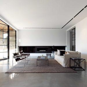 House T. by Campbell Architecture