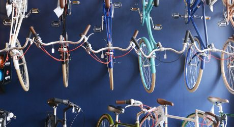 Love Bikes: From Garage to Shop \\\ Promoted by American Express