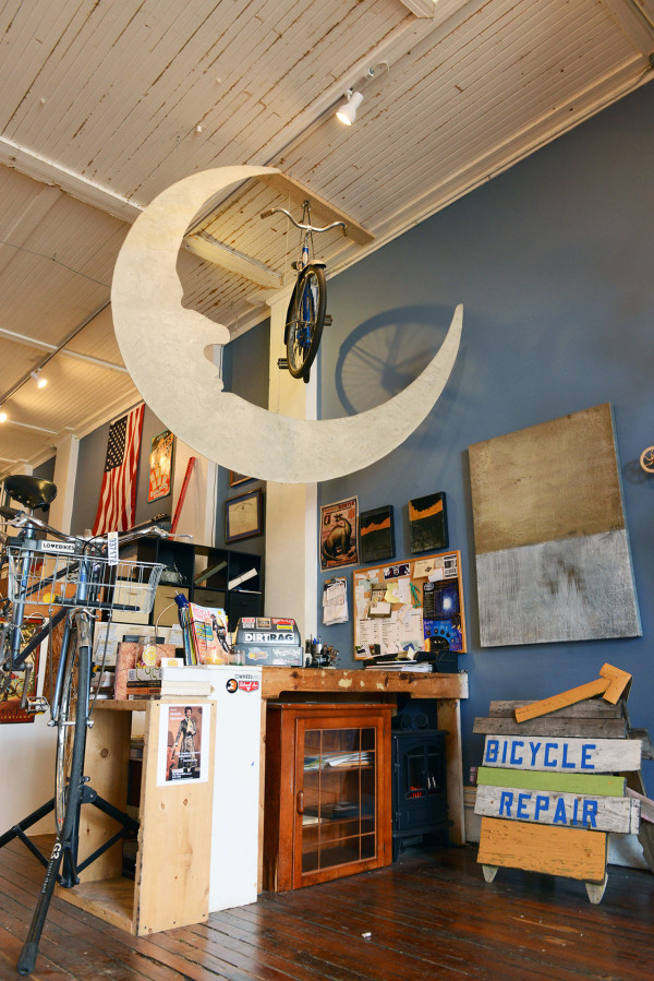 Love Bikes Pittsburgh Interior 3