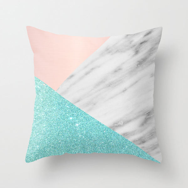 The Modern Pillow : Modern Throw Pillows from Society6 - Design Milk