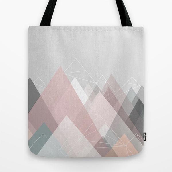 pastel-mountains-tote-bag
