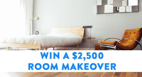 Enter Our Room Refresh Sweepstakes