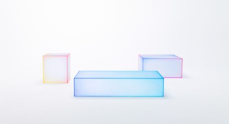 Nendo's Glass Tables for Glas Italia Appear to Glow