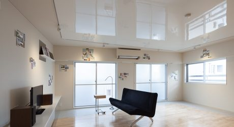 Toho Apartment Renovation by Yusaku Matsuoka Architects and Associates