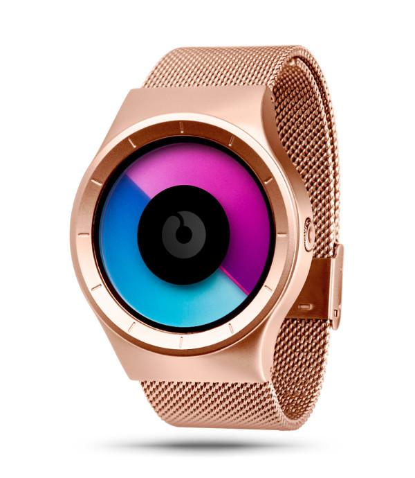 ziiiro-celeste-watch-rosegold-purple-side