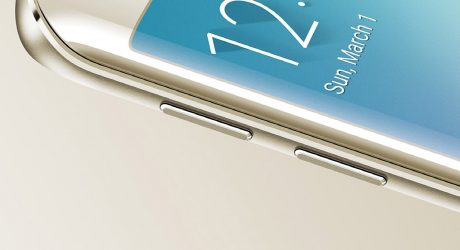 Edging Forward: The Samsung Galaxy S6 edge
