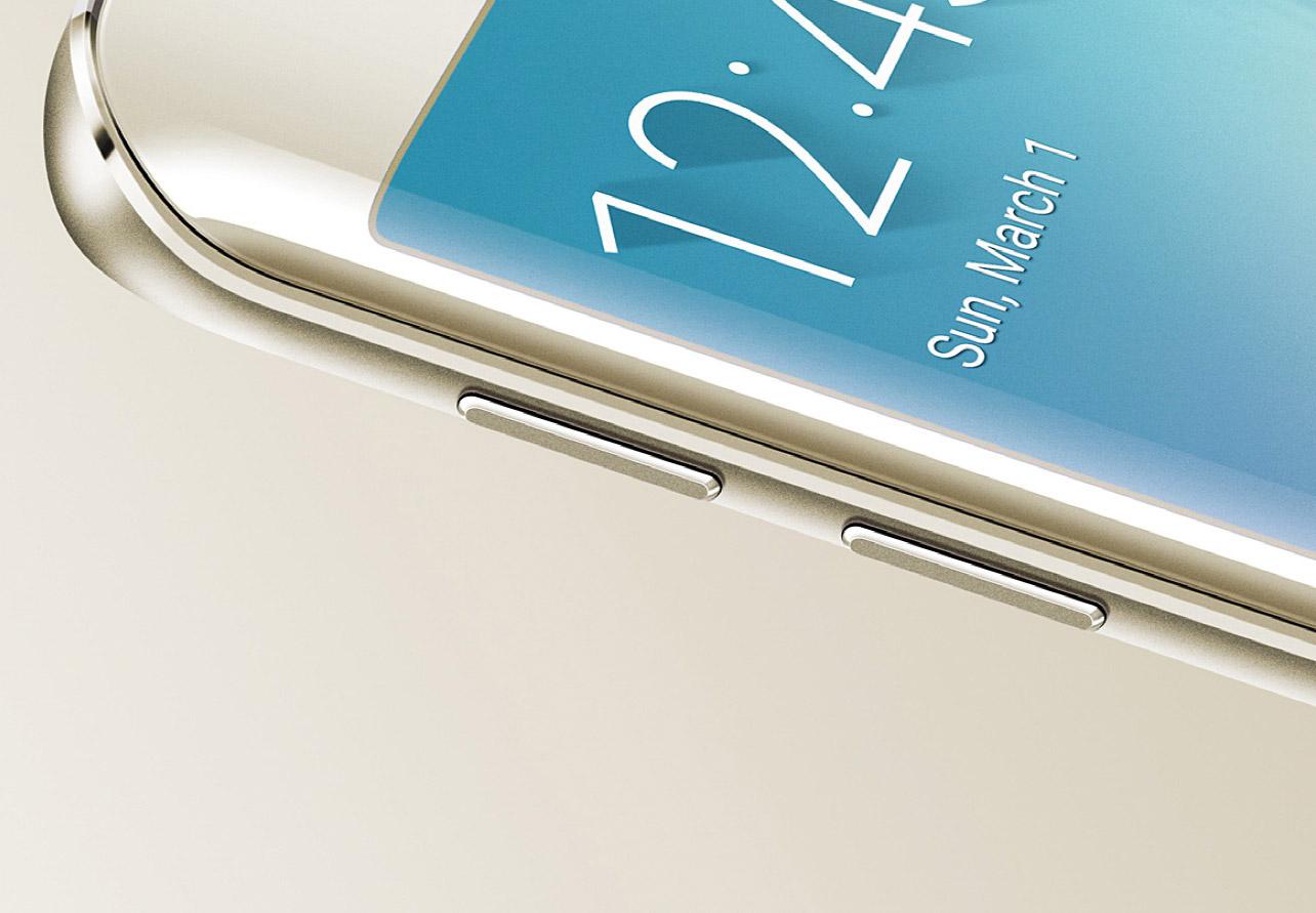 Edging Forward The Samsung Galaxy S6 Edge Design Milk