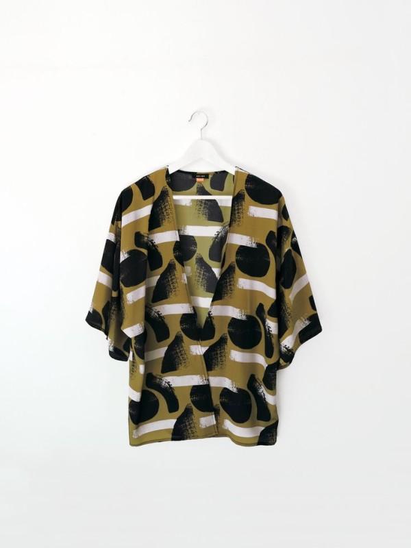 AH:OK Oliva - Silk Kimono