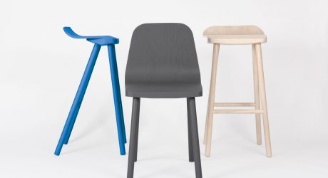 Andrew Cheng's Spring Chair & Stool Collection