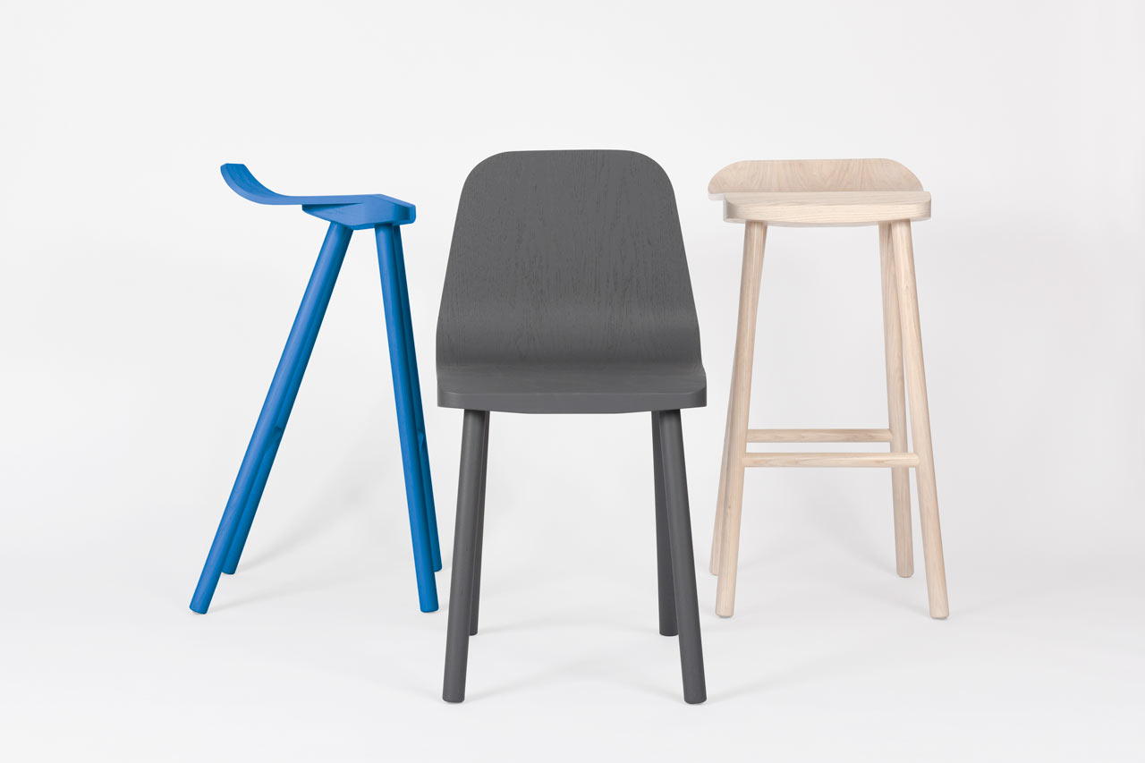 Merveilleux Andrew Chengu0027s Spring Chair U0026 Stool Collection ...