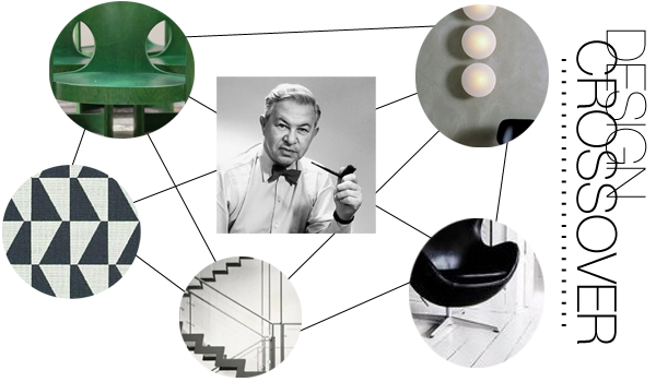 Design Crossover: Arne Jacobsen