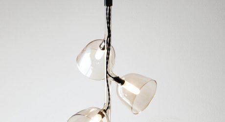 Labo Pendant Lamp by Daniel Debiasi & Federico Sandri