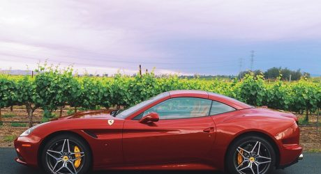 An Emotional Expression: The 2015 Ferrari California T