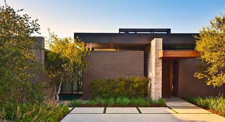 Trousdale Residence by Marmol Radziner